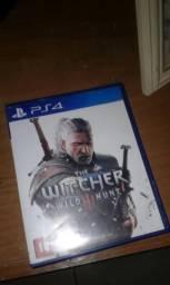The wicher 3 vendo ou troco por jogos do meu interesse