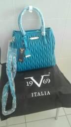 Bolsa italiana original versace 1969