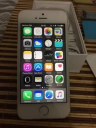 IPhone 5s Prata de 16Gb