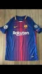 Camisa barcelona - coutinho #14