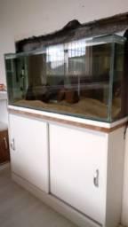 Aquario 190Litros.106x46x39cm