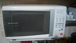 Microondas BRASTEMP Clean (defeito)