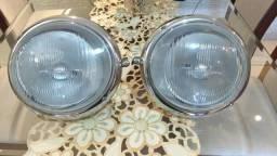 Farol Olho de Boi/Sapo Kombi antiga Original VW Cibié