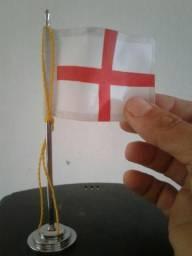 Miniatura de bandeiras c/ base