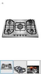 Cooktop em inox GT75X Electrolux
