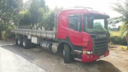 Scania p250 6x2 - 2012