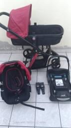 Carrinho de bebe safety mobi