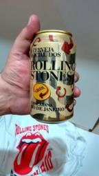 Show Rolling Stones 2006 Camisa e Lata