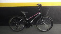 Bicicleta Elleven - Aro 26 feminina - Pouco tempo de uso