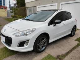 Peugeot 308 - 2013 - Feline/Griffe- 1.6 THP- IMPECÁVEL - R$ 35.900 - 2013