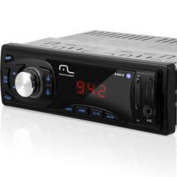 Auto radio Multilaser