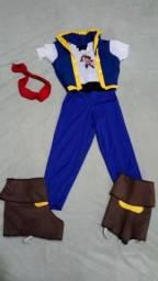 Fantasia do Jake os piratas comprar usado  Porto Alegre