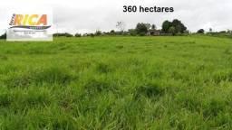 Fazenda rural à venda com 360 hectares, Plácido de Castro