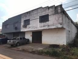 Galpão para alugar, 280 m² por r$ 0/mês - vilage wilde maciel - rio branco/ac