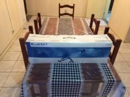 Telescópio Bluesky Bt600 funcionando com todas as peças e caixa original