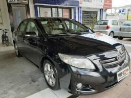 Corolla xei aut blindado oportunidade 30.900 FINANCIA SEM.entrada - 2009