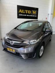 Honda fit 2016 1.5 lx 16v flex 4p automÁtico - 2016