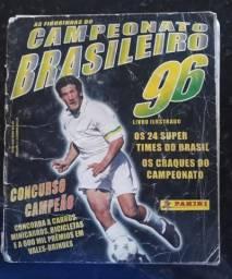 Álbuns do campeonato brasileiro
