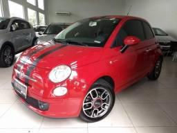 FIAT 500 Sport 1.4 16V Dualog. Gasolina 2010 - 2010