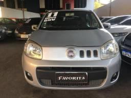 Fiat Uno Vivace Completa GNV - 2011