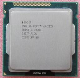Processador I3 2120 Socket 1155