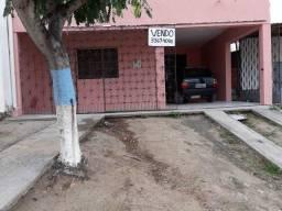 Casa com duplex iniciado (município de caridade- Campos belos)