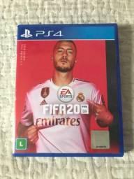 FIFA 20 ps4 original mídia física