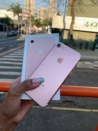 Escolha a capacidade- iPhone 7 de vitrine - Precinho
