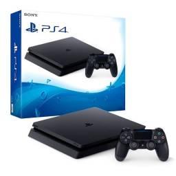 Vendo Playstation 4 Novo 500GB 1 controle