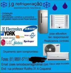 J.g refrigeração