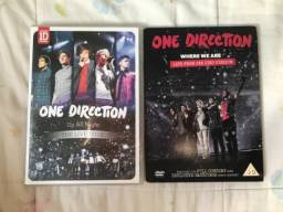 DVDs One Direction
