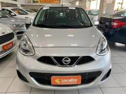 NISSAN MARCH 2018/2018 1.0 S 12V FLEX 4P MANUAL
