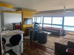 OPORTUNIDADE!! Lindo apartamento alto padrão 3/4 com 140 m², nascente, totalmente mobiliad