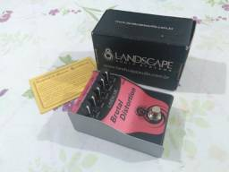 Pedal de Guitarra Brutal Distortion da Landscape