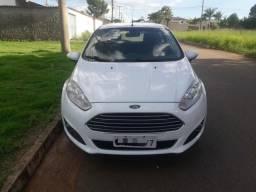 New Fiesta 1.6 SE automático 2014 2015 - 2014