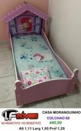Camas infantil menina em promoção