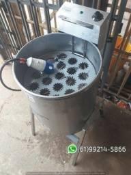 Fritadeira Industrial Água Óleo Elétrica Excelente 5000W 25 Litros Fbs-25 Becker