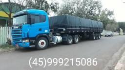 Caminhão Scania - 2000