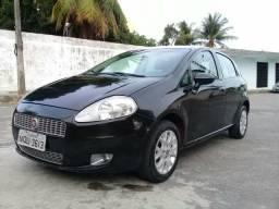 Fiat Punto ELX 1.4 2010 Completo+ Air bag+ Abs+ Couro! Top - 2010