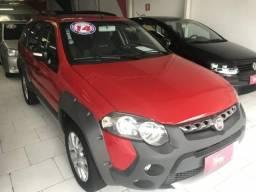 Fiat palio weekend 2014 1.8 mpi adventure weekend 16v flex 4p manual - 2014