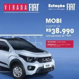 Fiat mobi like 1.0 2020 - 2019