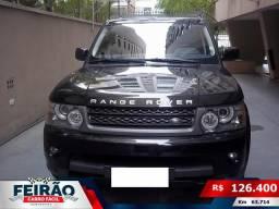Land Rover Range Rover Sport 3.0 HSE 2011 Preto (cod.003) - 2014