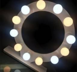 Ring Light de Mesa( 12 bocais