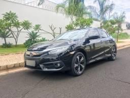 Honda Civic Touring - Único dono - 2017