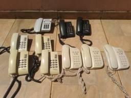 Telefones diversos