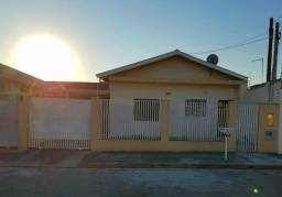 Casa térrea na Chácara Galega - Pindamonhangaba - 2 dormitórios - quintal
