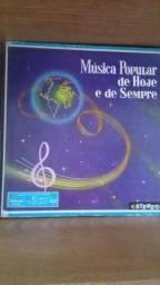 Discos de Vinil - Música Popular de hoje e de sempre