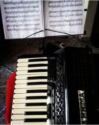 Aulas de acordeon
