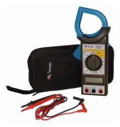 Alicate Amperímetro Digital Profissional Et-3200 Minipa Orig