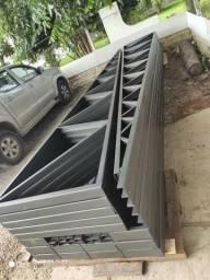 Kit barracão estruturas metálicas